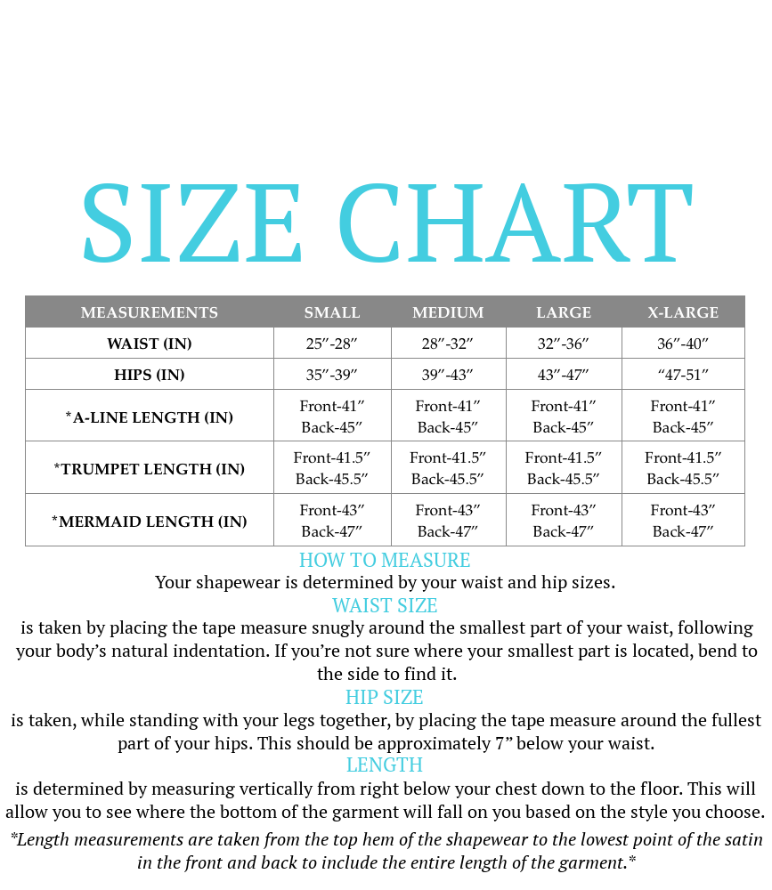 Bellabito gown guardian wedding dresses guard size chart for Wedding dress sizes compared to normal sizes