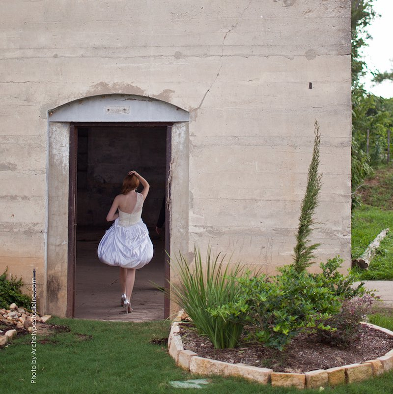 Gown Guardian ~ Door Entry