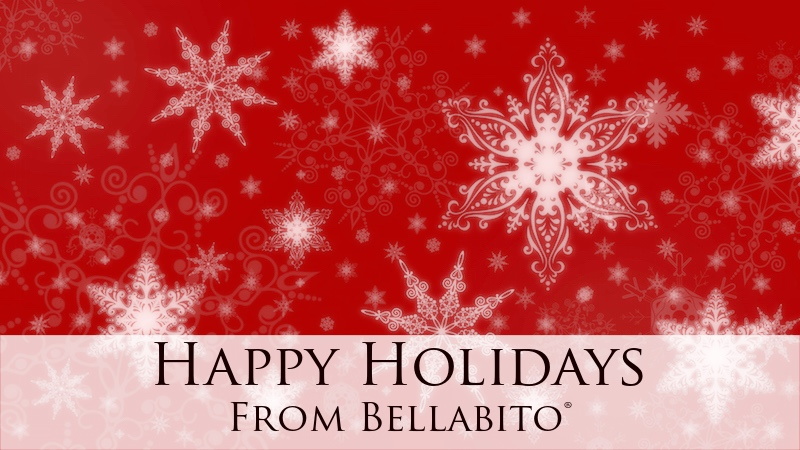 Happy Holidays From Bellabito®