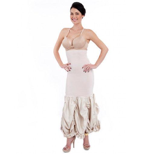 Mermaid Champagne Bellabito Gown Guardian Wedding Dress Protector