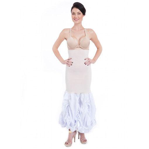 Mermaid White Bellabito Gown Guardian Wedding Dress Protector